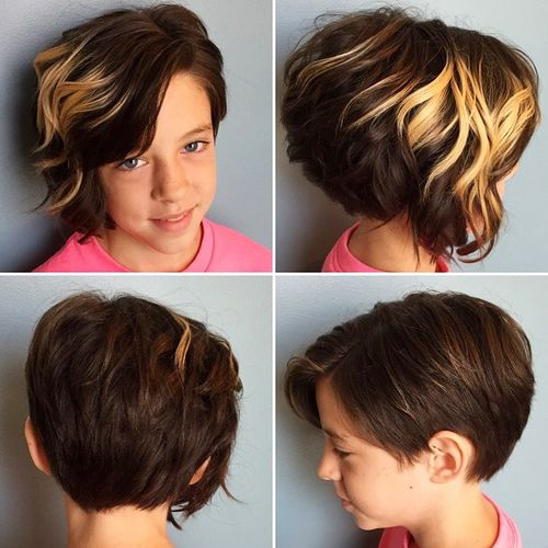 pixie bob hairstyle for girls