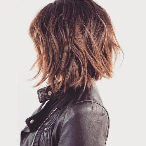 Admirable 50 Messy Bob Hairstyles For Your Trendy Casual Looks Hairstyle Inspiration Daily Dogsangcom