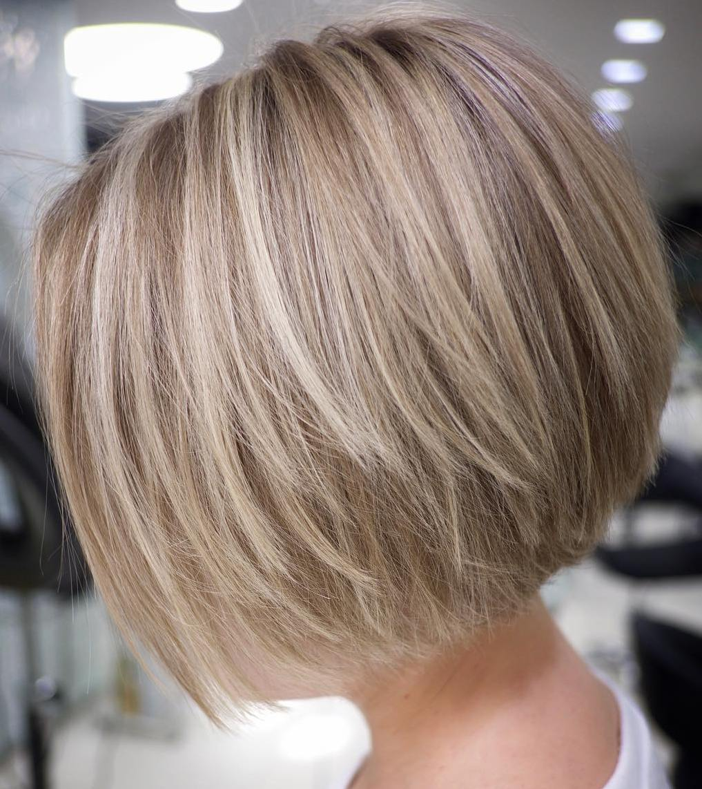70 Cute and Easy,To,Style Short Layered Hairstyles
