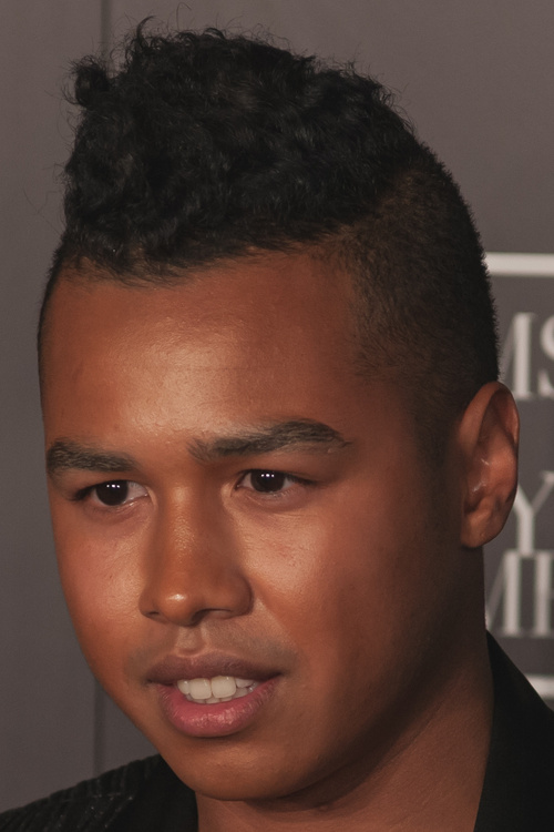 Black Mohawk Hairstyle For Men
