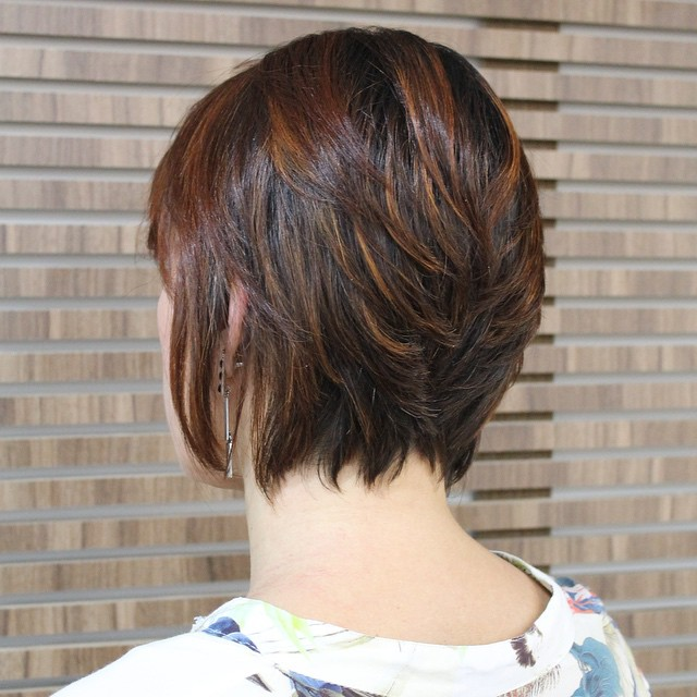 60 Cute and Easy To Style Short Layered Hairstyles