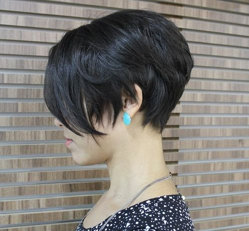 Magnificent 50 Cute And Easy To Style Short Layered Hairstyles Short Hairstyles Gunalazisus
