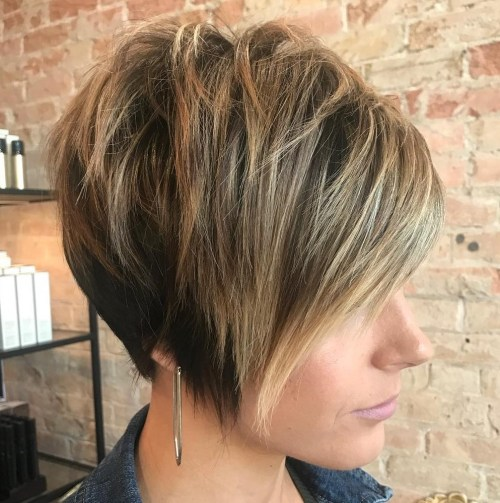 Groovy 70 Cute And Easy To Style Short Layered Hairstyles Schematic Wiring Diagrams Amerangerunnerswayorg