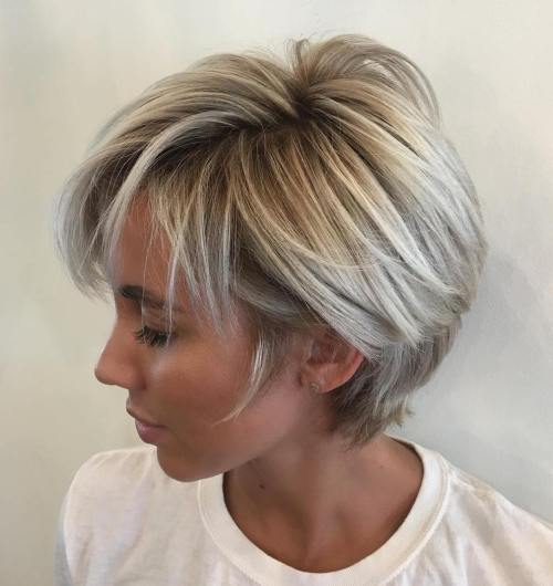 70 Cute And Easy To Style Short Layered Hairstyles