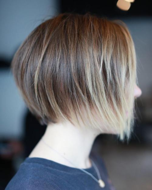 Fantastic 50 Cute And Easy To Style Short Layered Hairstyles Hairstyle Inspiration Daily Dogsangcom