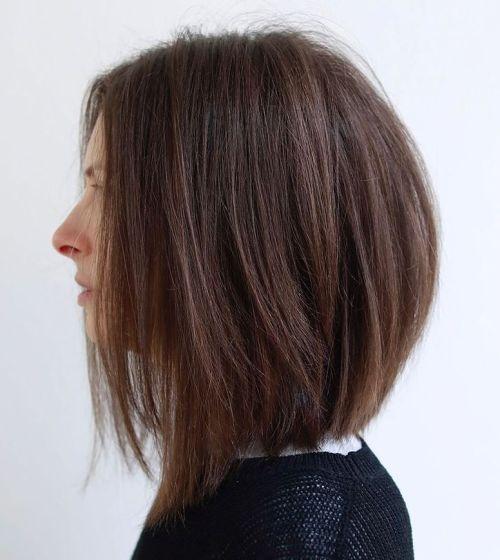 60 Inspiring Long Bob Hairstyles And Lob Haircuts 2018