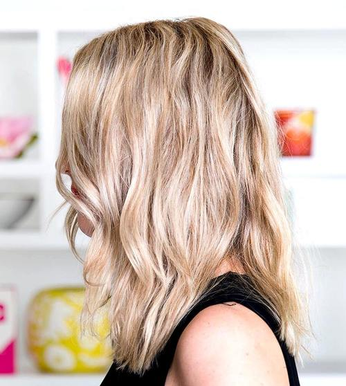 Excellent 40 Banging Blonde Bobs Hairstyle Inspiration Daily Dogsangcom