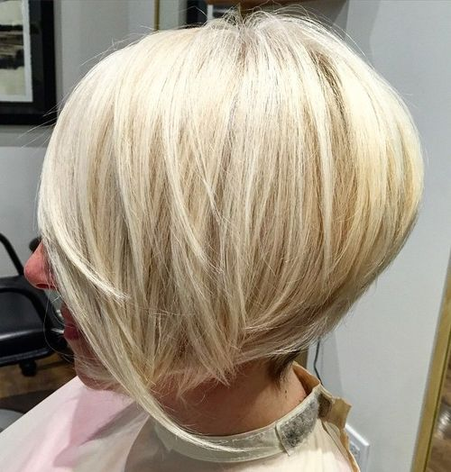 Blonde Bob Hairstyles Pictures 21