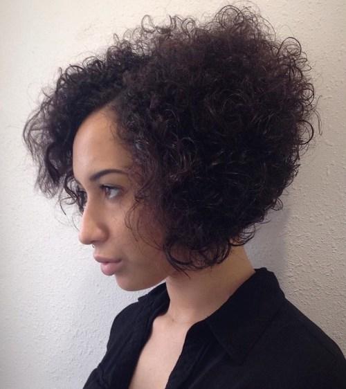 Layered Bob For Natural Hair