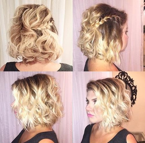 Incredible 40 Gorgeous Wavy Bob Hairstyles With An Extra Touch Of Femininity Short Hairstyles Gunalazisus