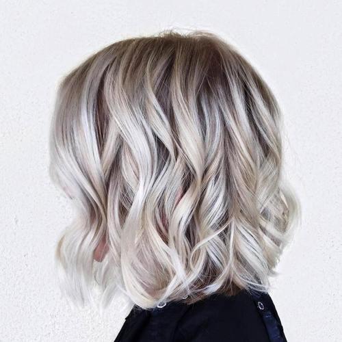 Miraculous 40 Banging Blonde Bobs Short Hairstyles Gunalazisus