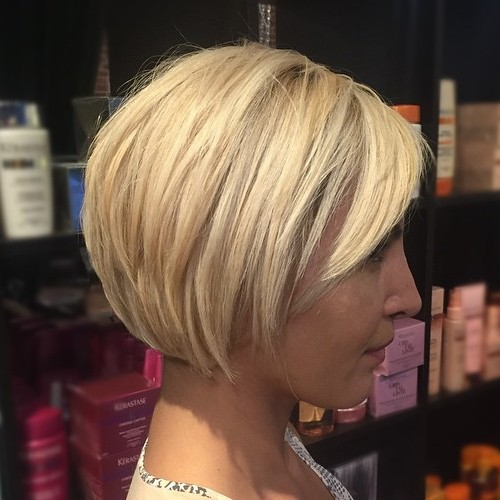 Choppy Long Bob Hairstyles Page 1