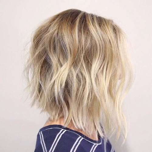 Groovy 40 Banging Blonde Bobs Hairstyle Inspiration Daily Dogsangcom