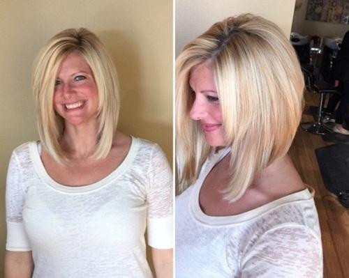 Strange 40 Trendy Inverted Bob Haircuts Hairstyles For Men Maxibearus