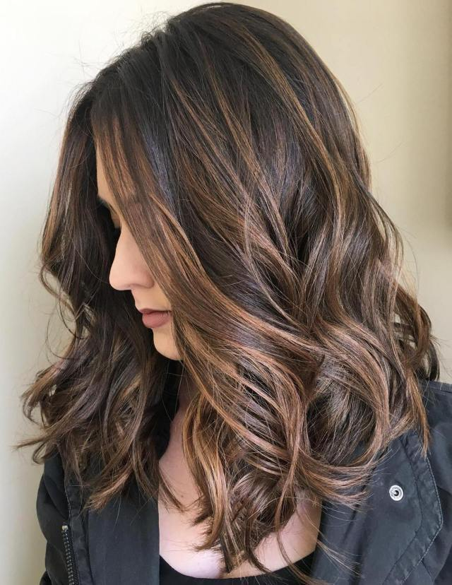 new hair color ideas in 2019 — the right hairstyles