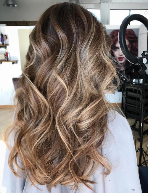 30+ Balayage With Blonde Hair PNG