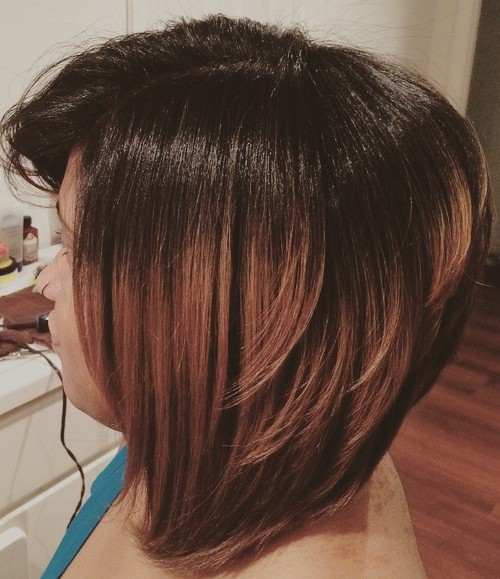 Prime 40 Trendy Inverted Bob Haircuts Hairstyles For Women Draintrainus