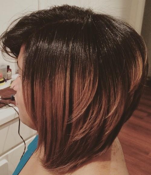 Miraculous 40 Trendy Inverted Bob Haircuts Short Hairstyles For Black Women Fulllsitofus