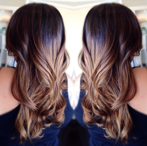 17 Sweet and Stylish Soft Ombre Hairstyles