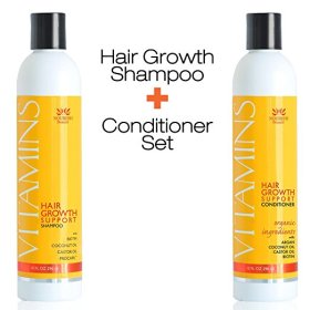 Nourish Beaute Vitamins Hair Loss Shampoo And Conditioner