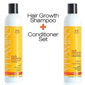 Nourish Beaute Vitamins Hair Loss Shampoo And Conditioner