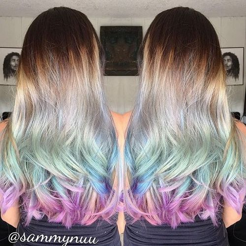 20 pastel blue hair color ideas you have to try