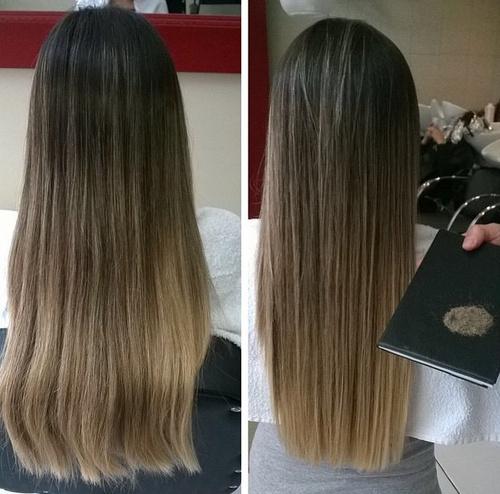 damaged hair end trimmer