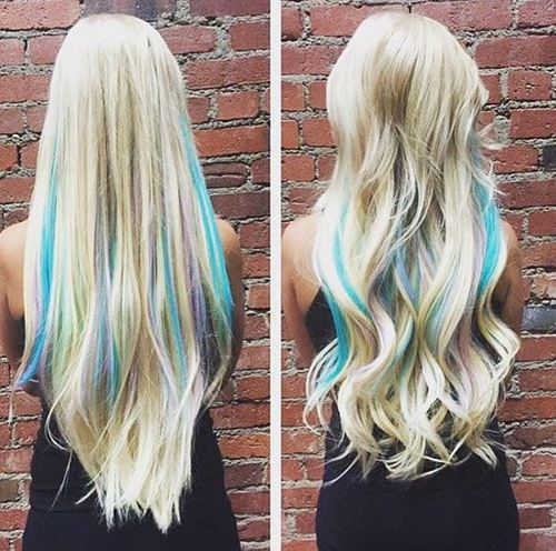 14 Pastel Blue Hair Color Ideas You Have to Try