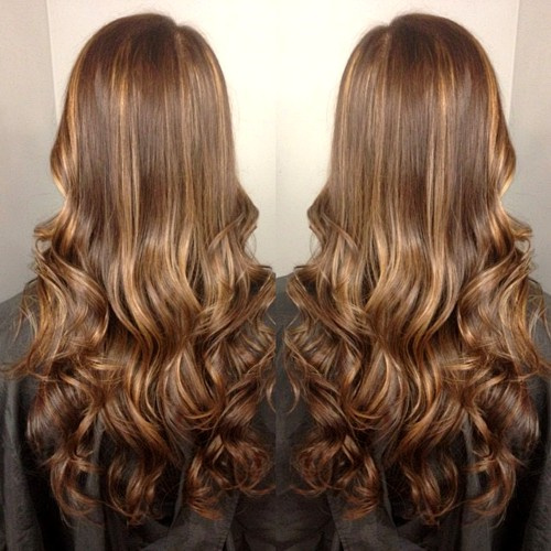 20 cute fall hair colors and highlights ideas golden brown hair with highlights sisterspd