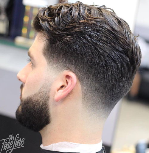 faded hair styles all around taper fade haircut hairs picture gallery 6863