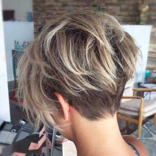 70 Short Shaggy Edgy Choppy Pixie Cuts And Styles