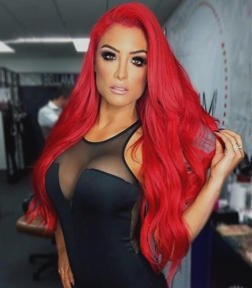 This redhead achieve the american dream