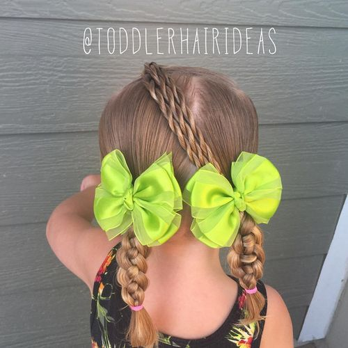 triple twists and braided pigtails