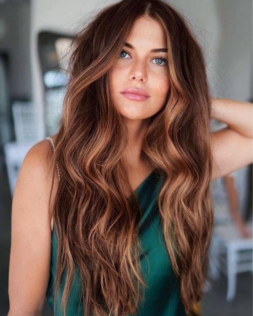 Bronze Hair Shades for Fall 2021