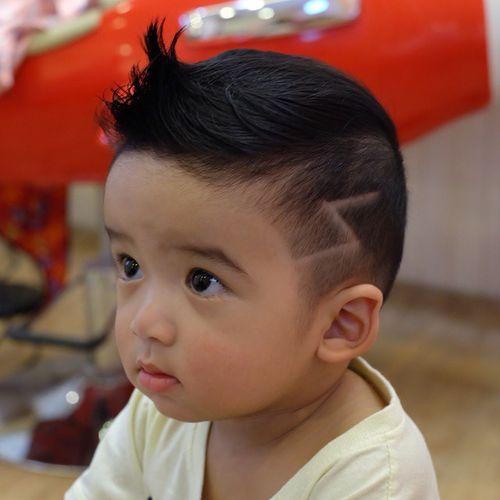 Pleasing 20 Sute Baby Boy Haircuts Short Hairstyles For Black Women Fulllsitofus