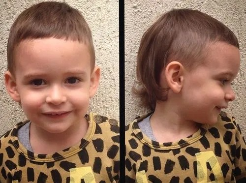 Toddler Hair Style: 20 Сute Baby Boy Haircuts