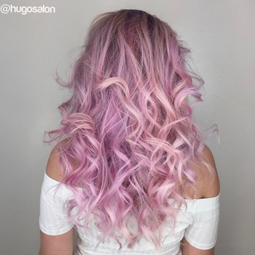 pastel hair guide 40 shades of