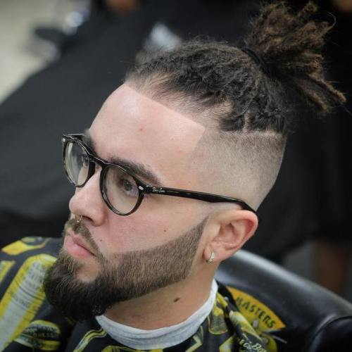 60 hottest mens dreadlocks styles to try short dreads with undershave urmus Choice Image