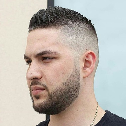 men's short Mohawk
