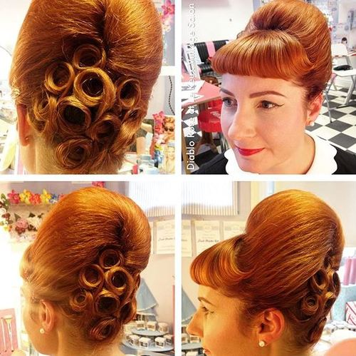 20 Beehive Hairdos Sure to Turn Heads