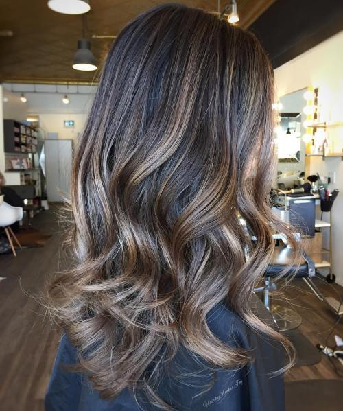 40 ash blonde hair looks youll swoon over brown hair with ash blonde highlights pmusecretfo Choice Image