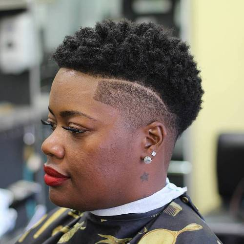 Twa With Side And Nape Undercut
