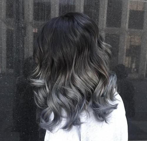 40 Vivid Ideas for Black Ombre Hair  40 Vivid Ideas ...
