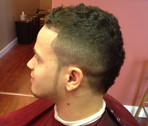 Incredible 20 Faded Mohawks Awesome Is What They Are Hairstyles For Men Maxibearus