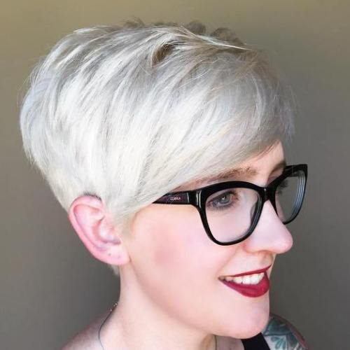 how to get silver blonde hair
