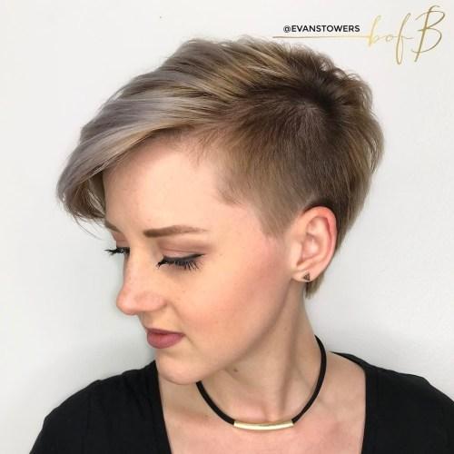 20 Gorgeous Asymmetrical Pixie Cuts Short Pixie Cuts