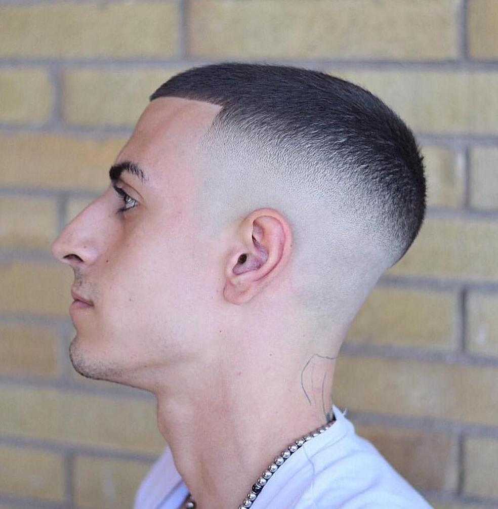 Clean Shaven High And Tight