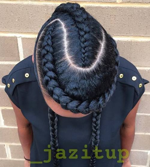 Excellent 40 Inspiring Examples Of Goddess Braids Hairstyles For Women Draintrainus