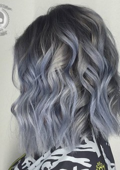 Gray Hairstyles And Haircuts Ideas For 2018 Therighthairstyles