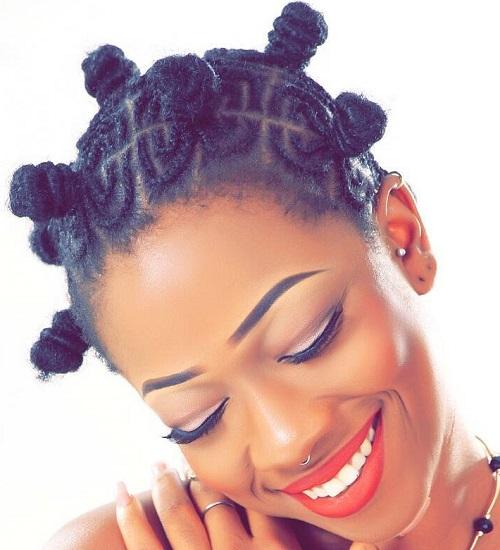 20 Fabulous Ways To Style Bantu Knots
